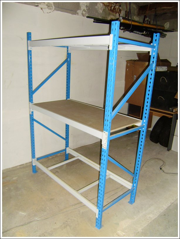 Amazing leroy merlin etagere metal 8 zone travaux - Etagere metal leroy merlin ...