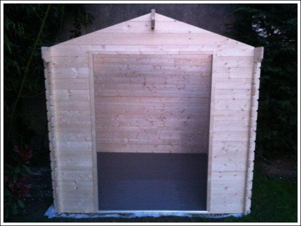 Installation des renforts de toit
