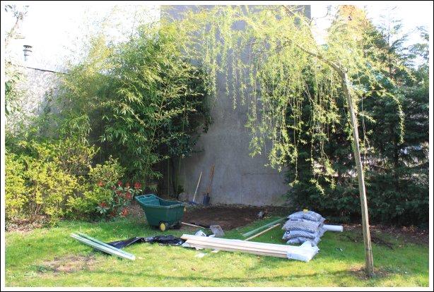 Réaliser le terrassement