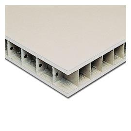 Les mat riaux en pl tre pour les cloisons - Coller plaque de platre ...