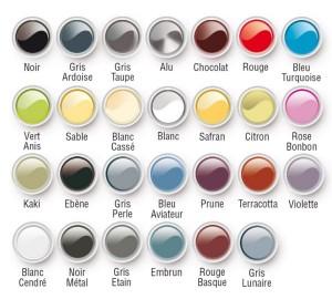 Test Résinence Color