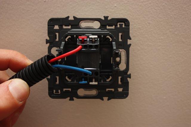 Changer-interrupteur-2fils