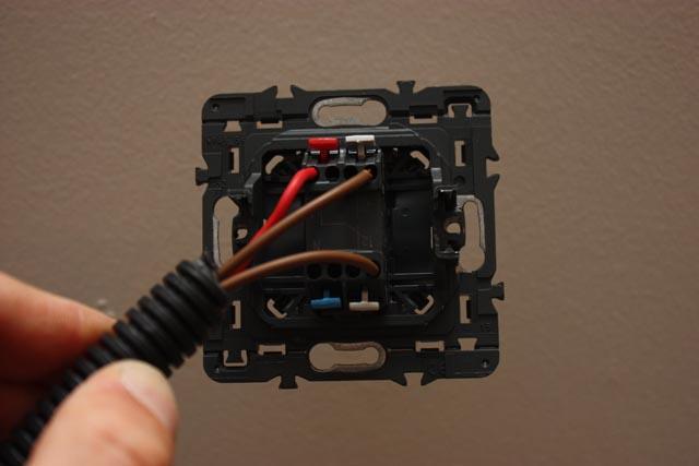 Interrupteur 3 fils