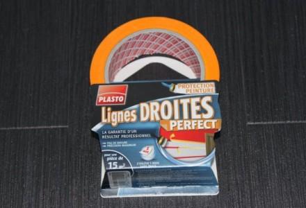 Adhesif Perfect : lignes droites par Plasto
