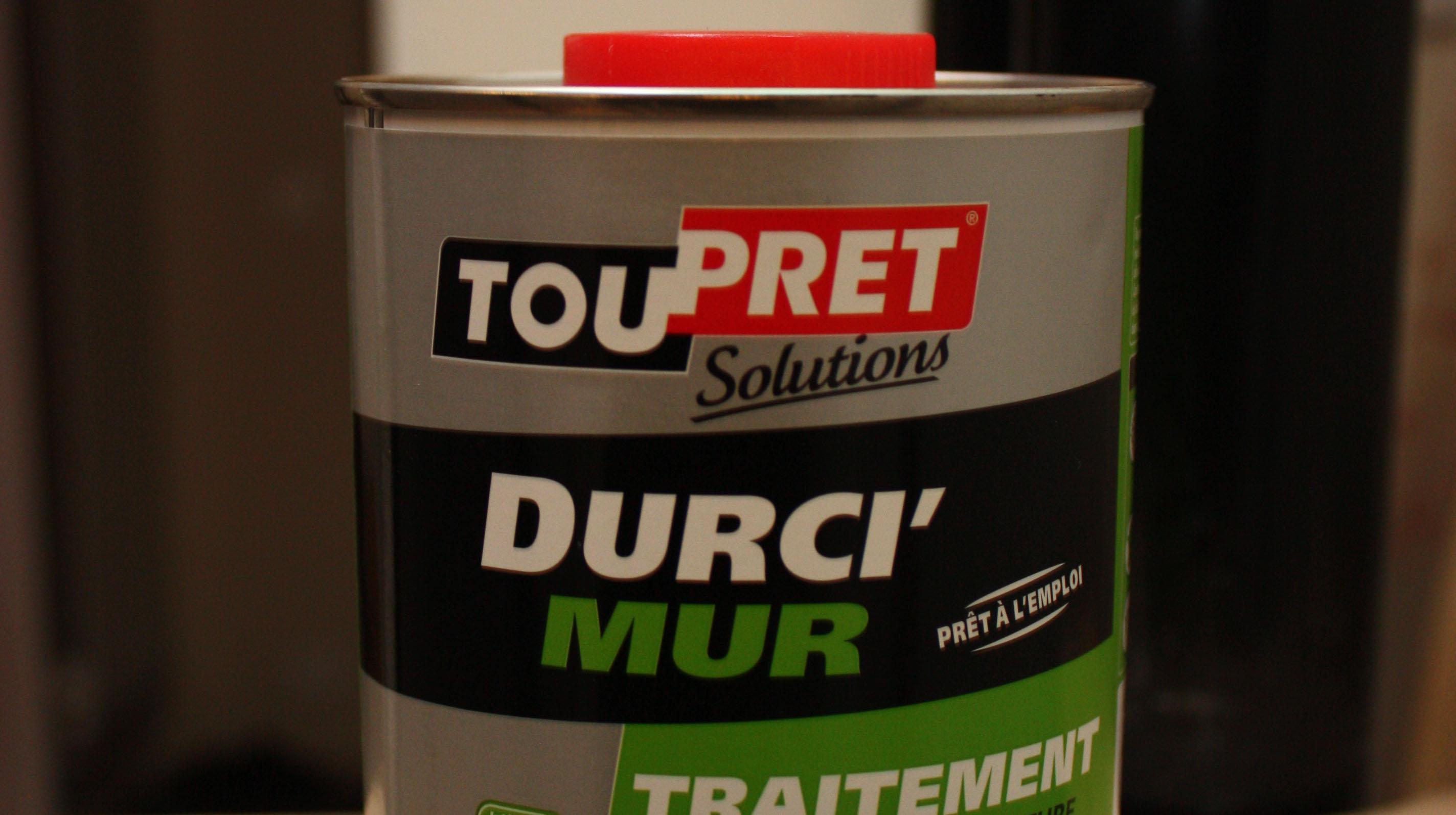 Test Durci Mur Pour Les Enduits Difficiles