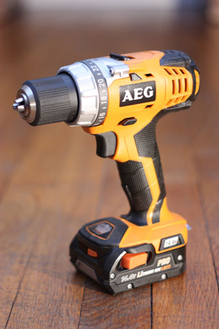 visseuse AEG powertools