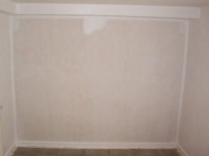 2 - Le mur pendant la sous-couche Luxens
