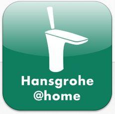Logo de l'aApplication Hansgrohe @ Home sur Iphone