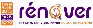 Logo du salon Renover 2013