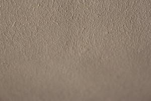 Photo macro du rendu après le passage de la sous-couche Luxens
