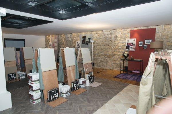 Atelier magic d co copyright toupret alain eli 7 for Toupret decoration