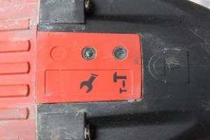 Les indicateurs du Burineur HILTI TE 700-AVR