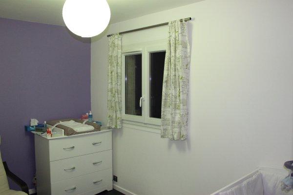brico installer une tringle rideaux. Black Bedroom Furniture Sets. Home Design Ideas