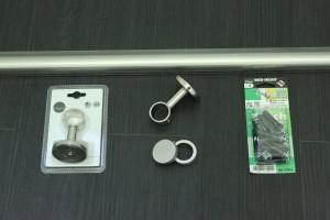Liste du matériel à acheter pour installer une tringle à rideau