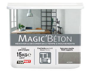 Packaging Magic'Béton