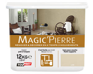 Packaging Magic'Pierre