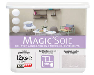Packaging Magic'Soie