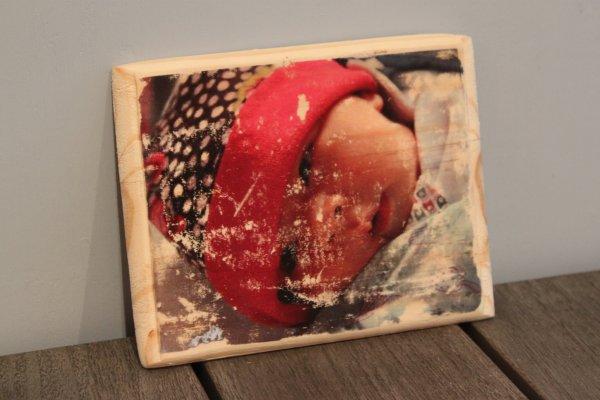 tutoriel   transfert de photo sur bois