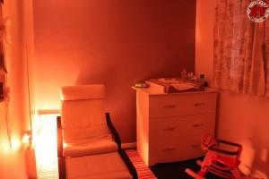 Eclairage chambre LivingColors Iris