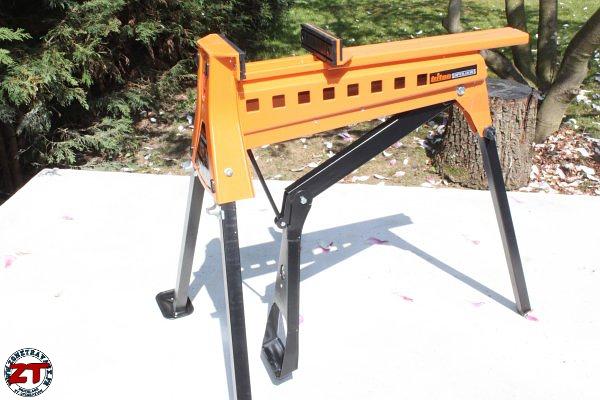 test l 39 tau tr teau portable superjaws de triton. Black Bedroom Furniture Sets. Home Design Ideas