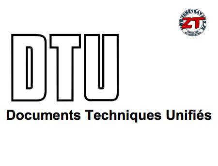 Logo DTU-Zonetravaux