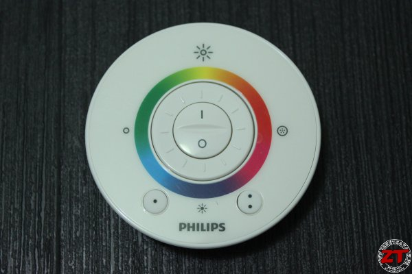 tlcommande de la lampe philips livingcolors iris - Lampe Philips Color