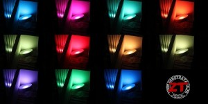Panorama des couleurs Lampe Philips LivingColor