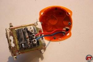 Changer un interrupteur, prise électrique