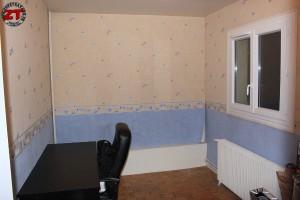 Rénovation d'une chambre - avant