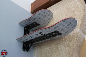 Fabriquer étagère Skateboard