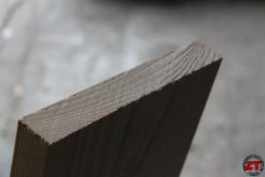 Gravure sur plaque de bois