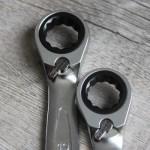Clés cliquet Duo Gear KS TOOLS