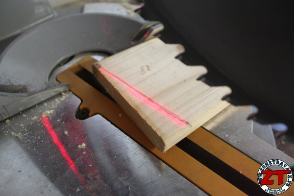 Quel outil utiliser pour couper une planche en biais