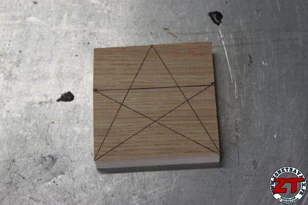 Création  Fabriquer son Sapin de Noël en bois