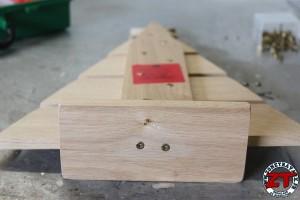 Fabriquer un sapin de noel en bois