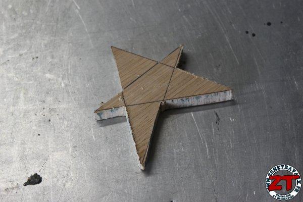 Cr ation fabriquer son sapin de no l en bois - Sapin de noel en bois design ...