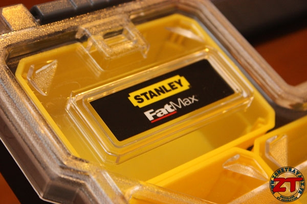 Test Outillage Boite De Rangement Stanley Fatmax