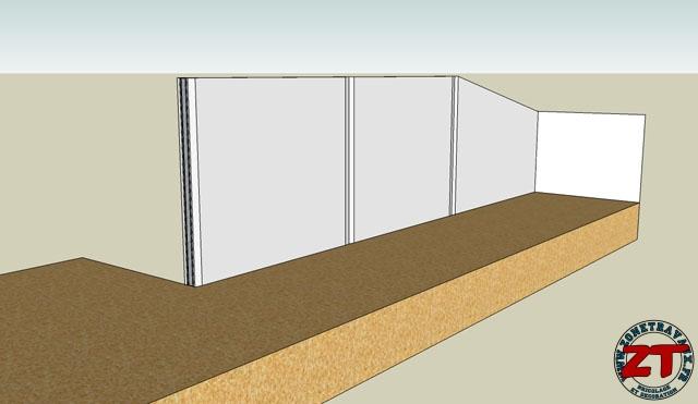 garde corps placo 02 zonetravaux bricolage d coration outillage jardinage. Black Bedroom Furniture Sets. Home Design Ideas