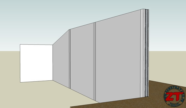 garde corps placo 04 zonetravaux bricolage d coration. Black Bedroom Furniture Sets. Home Design Ideas