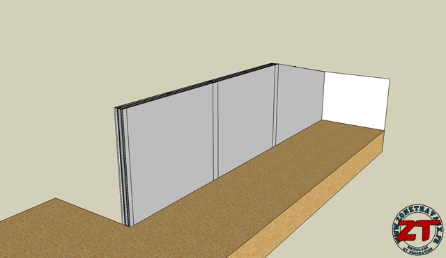 garde corps placo 05 zonetravaux bricolage d coration. Black Bedroom Furniture Sets. Home Design Ideas