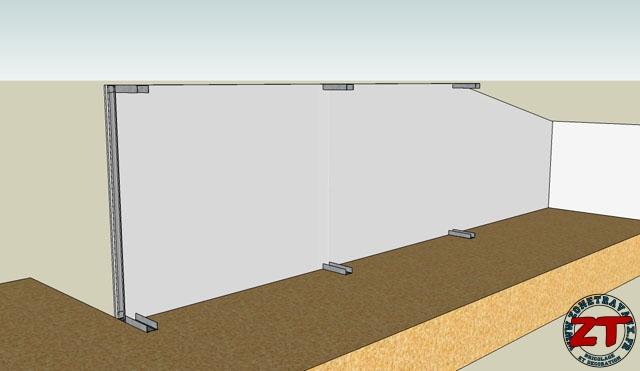 garde corps placo 07 zonetravaux bricolage d coration outillage jardinage. Black Bedroom Furniture Sets. Home Design Ideas