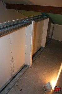 tuto r alisation d 39 un garde corps en placo zone travaux bricolage d coration outillage. Black Bedroom Furniture Sets. Home Design Ideas