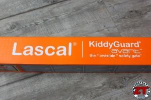 Installer barrière sécurité bébé Lascal (2)