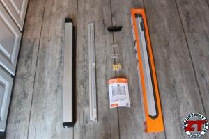 Installer barrière sécurité bébé Lascal (4)