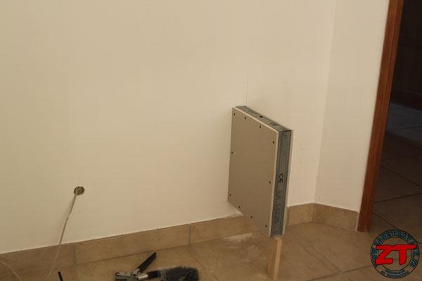 Meuble Tv En Placo : Tuto création d un meuble tv en placo