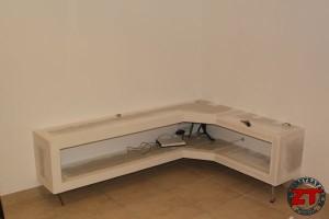 Comment construire un meuble tv en bois ? La réponse est sur Admicile ...