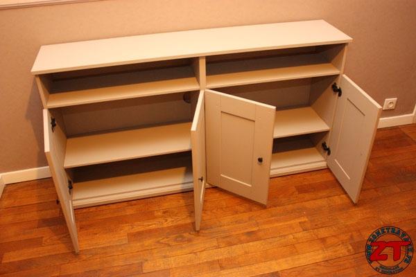 Tuto : Repeindre un meuble en kit