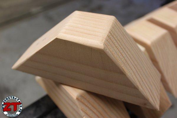 Pergola chevron poncage 23 zonetravaux bricolage for Jardinage outillage bricolage