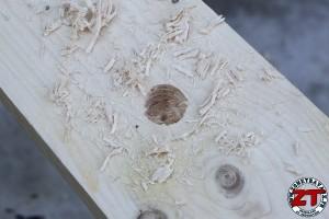 Pied poteaux et pannes Pergola (10)