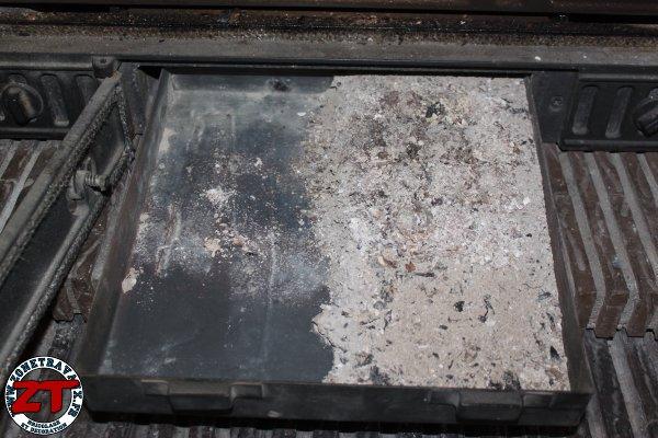 Aspirateur cendres Karcher